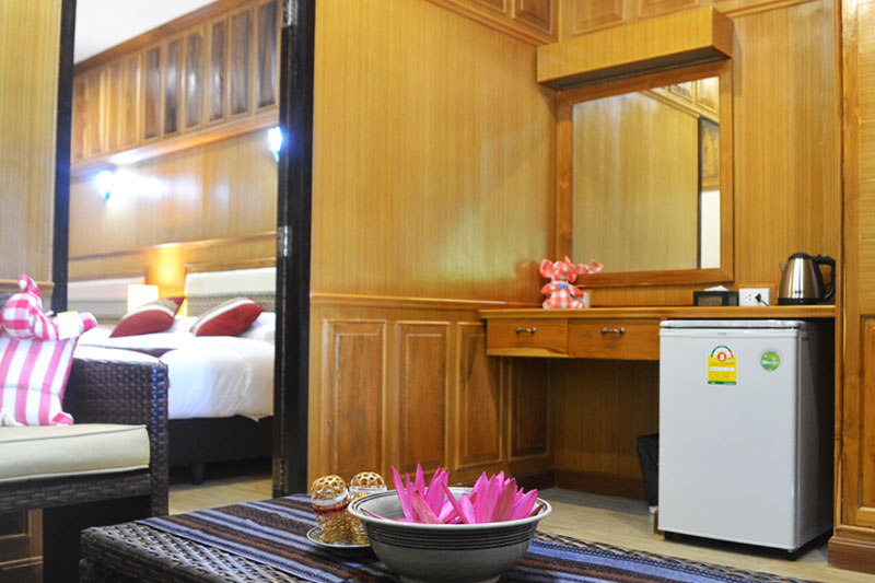 Chao Wang In Room Facilities